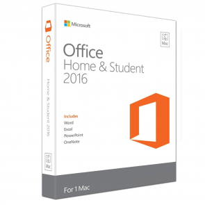 Office Home & Student 2016 for Mac